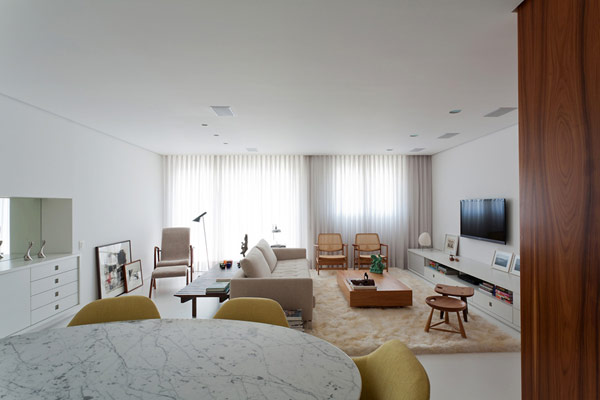 D co interieur appartement moderne exemples d 39 am nagements - Interieur appartement moderne ...