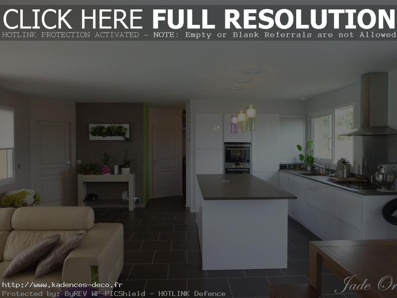 Déco interieur maison neuve - Exemples d\'aménagements