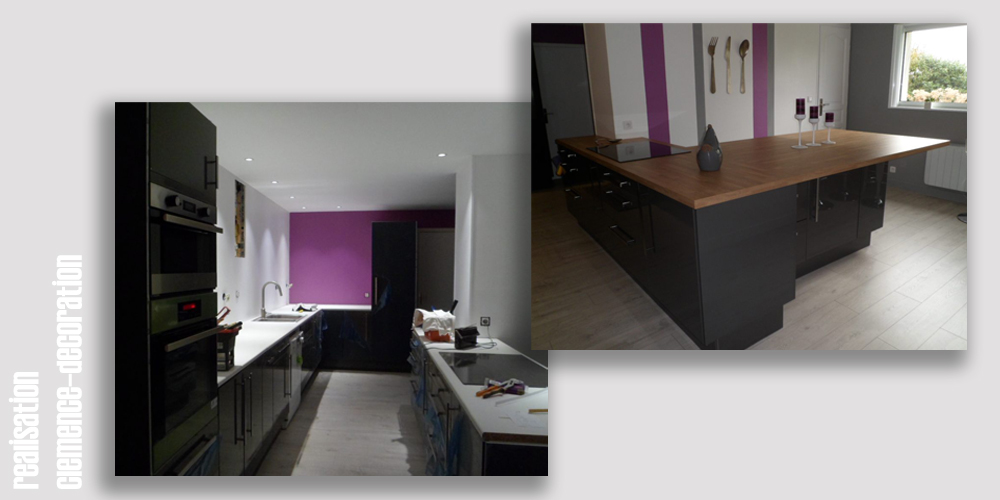 d co interieur maison neuve exemples d 39 am nagements. Black Bedroom Furniture Sets. Home Design Ideas