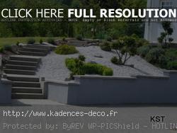 Déco jardin avec galets - Exemples d\'aménagements