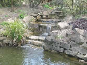Déco jardin cascade - Exemples d\'aménagements