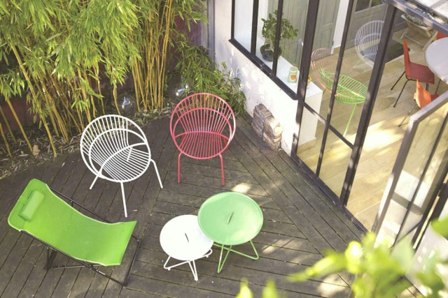 Décoration extérieur et jardin, mobilier de jardin, fontaine : Ambiance