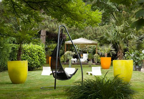 Decoration de jardin design | Fourlon