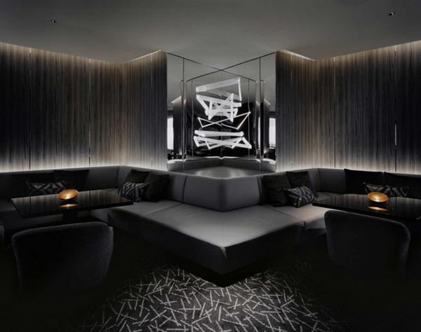 D co lounge maison exemples d 39 am nagements - Deco lounge epure ...
