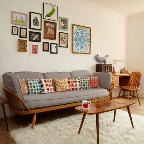 d co maison annees 50 exemples d 39 am nagements. Black Bedroom Furniture Sets. Home Design Ideas