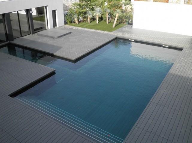 D co maison avec piscine for Prix piscine exterieure