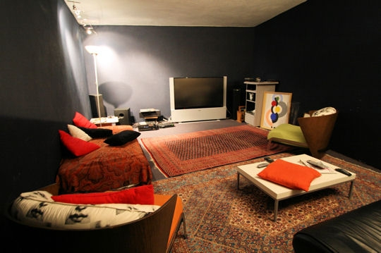 d co maison cinema exemples d 39 am nagements. Black Bedroom Furniture Sets. Home Design Ideas