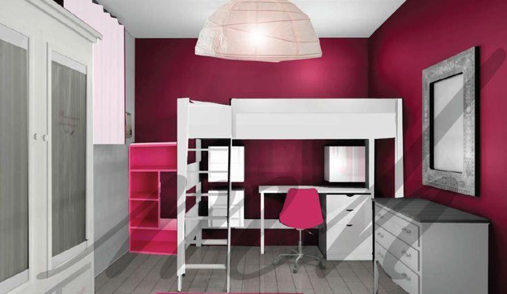Deco Maison Couleur Framboise Exemples D Amenagements