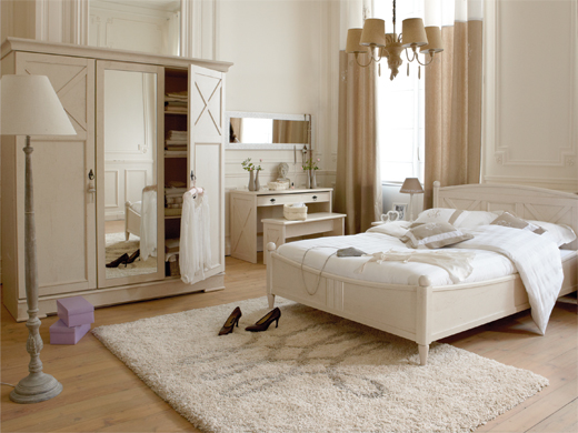 D co maison de charme chambre exemples d 39 am nagements for Deco chambre de charme