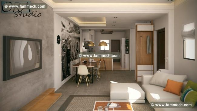 D co maison en tunisie exemples d 39 am nagements - Decoration de noel interieur maison ...