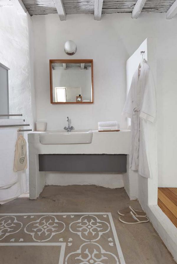 d coration maison grece. Black Bedroom Furniture Sets. Home Design Ideas