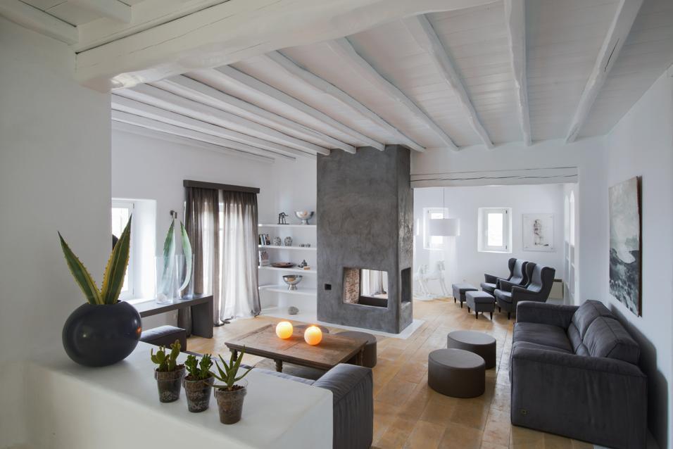 d co maison grece exemples d 39 am nagements. Black Bedroom Furniture Sets. Home Design Ideas