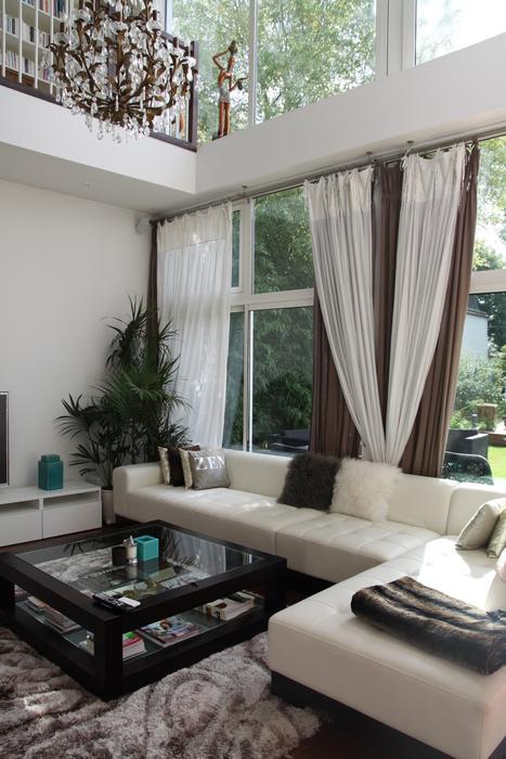 Déco maison interieur rideaux et voilages - Exemples d ...