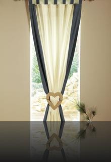 Déco maison interieur rideaux et voilages - Exemples d\'aménagements