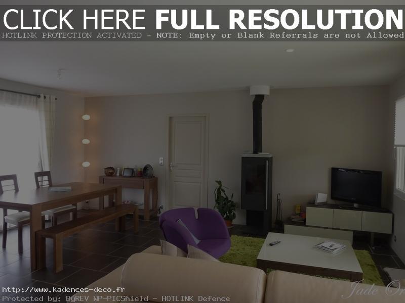Déco maison neuve - Exemples d\'aménagements