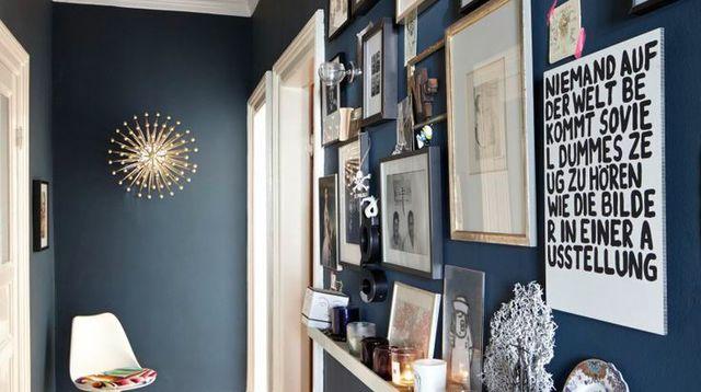 Déco maison peinture couloir - Exemples d\'aménagements