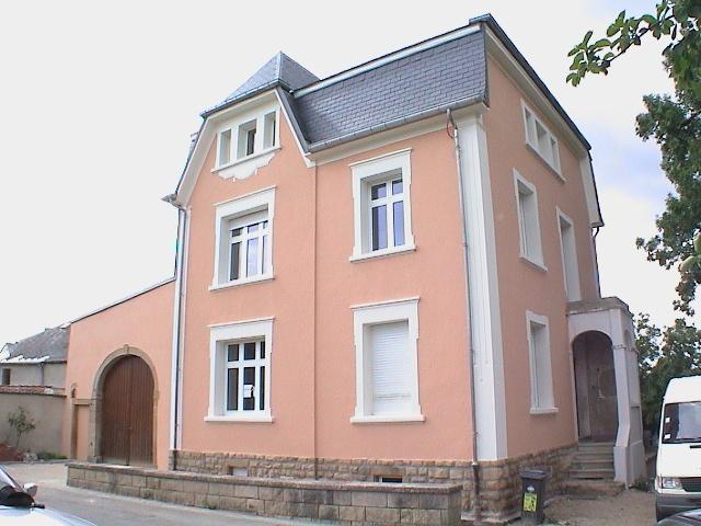 D co maison peinture exterieure exemples d 39 am nagements for Deco exterieure maison