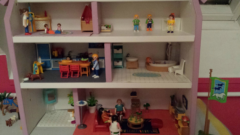 Decoration Pour La Maison Playmobil