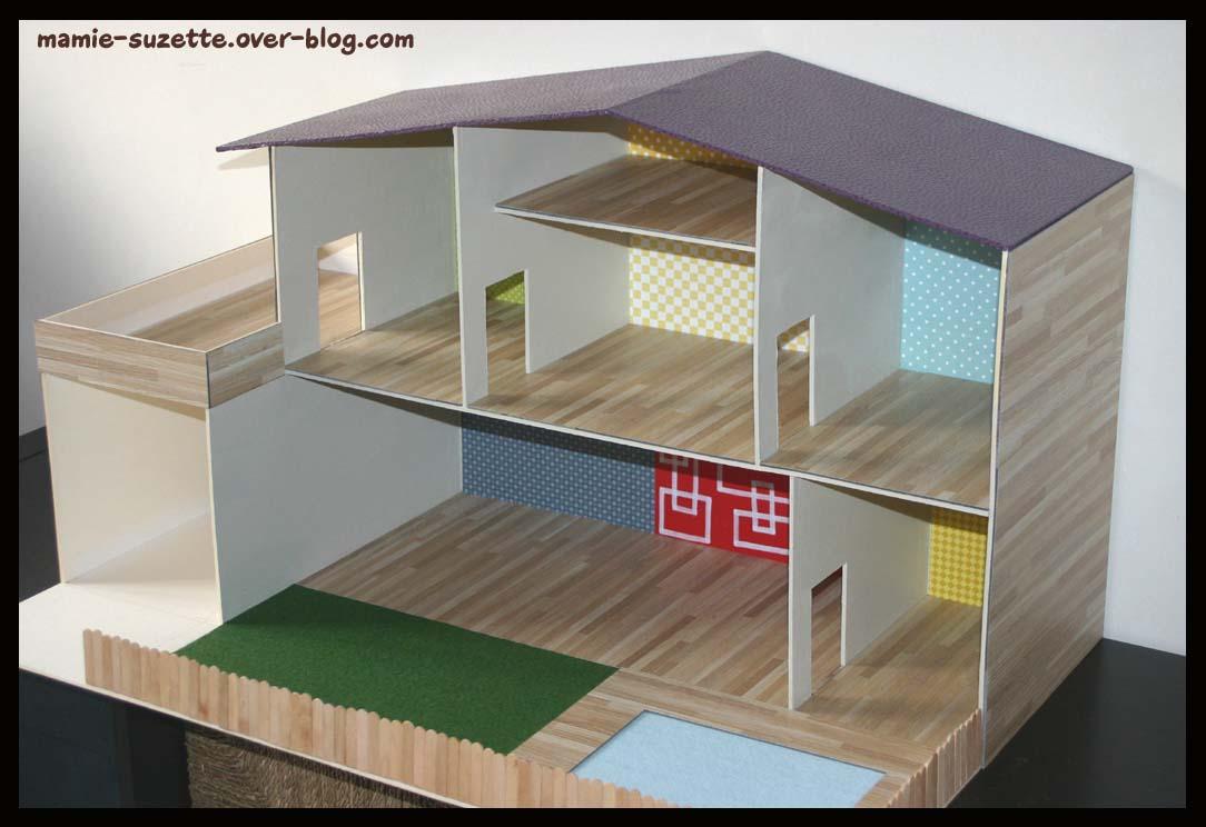 aménagement de maison playmobil