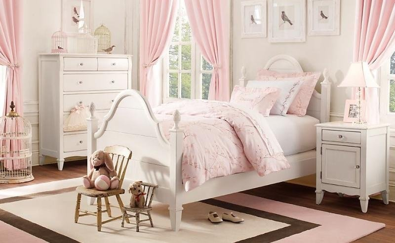 Emejing Chambre Adult Deco Rose Pale Photos - Yourmentor.info ...