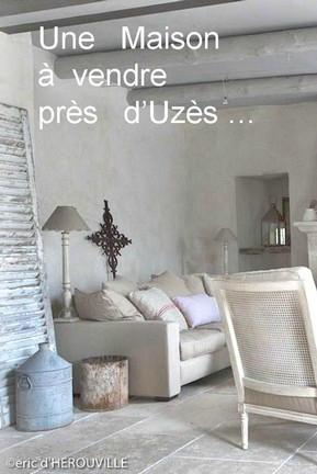 D co maison uzes for Maison moderne uzes
