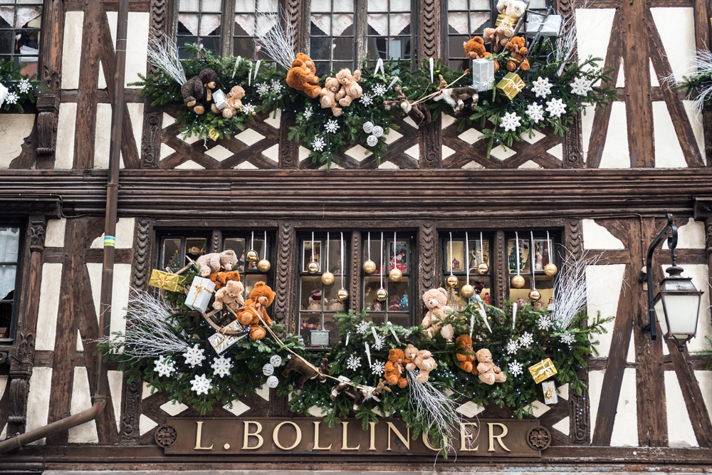 D co noel maison alsace exemples d 39 am nagements for Decoration de noel en alsace