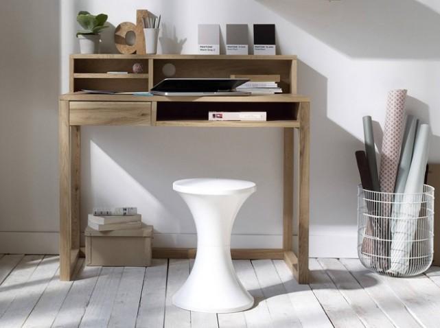 D co petit bureau exemples d 39 am nagements - Deco bureau design contemporain ...