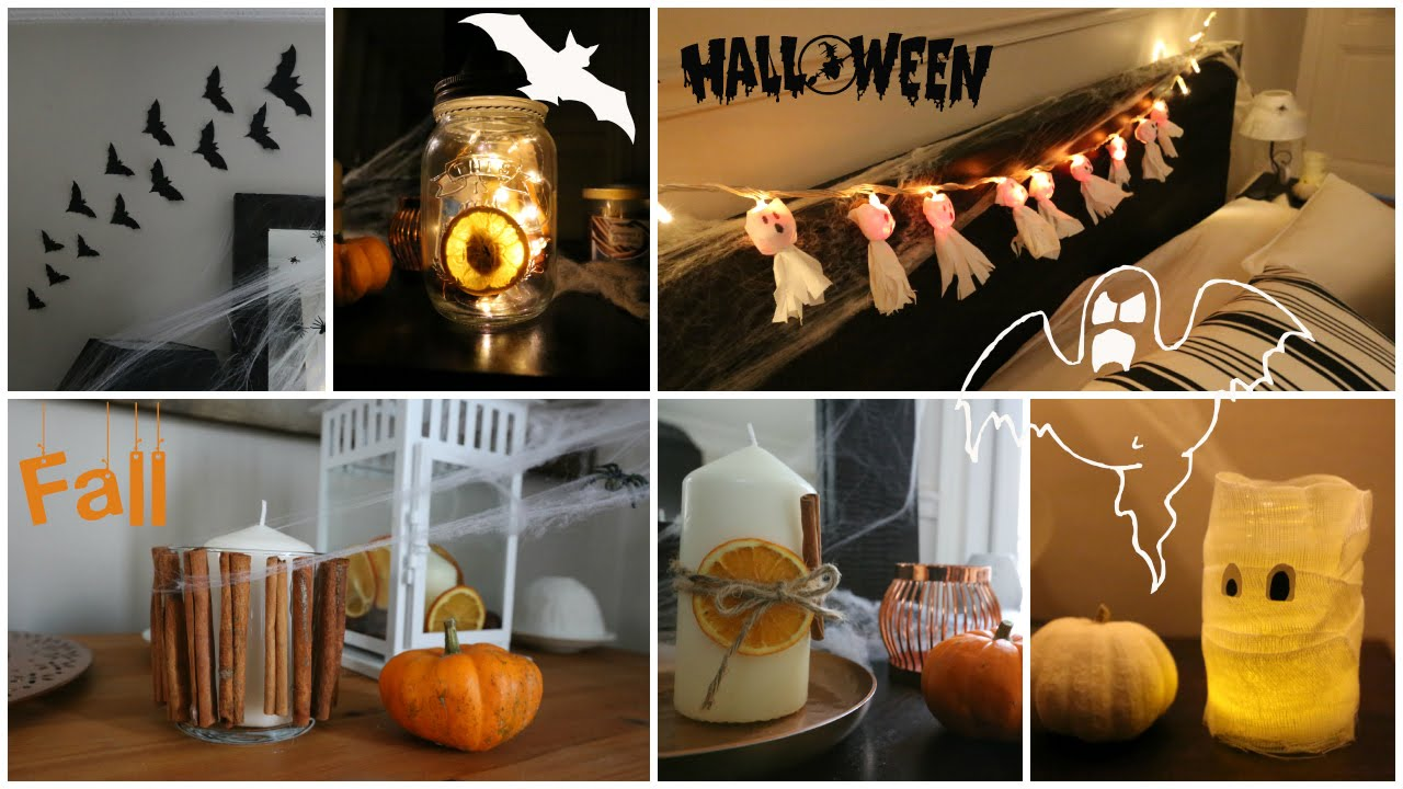 D co pour chambre halloween exemples d 39 am nagements for Deco maison halloween