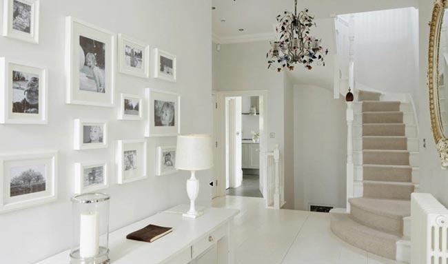 décoration entree de maison