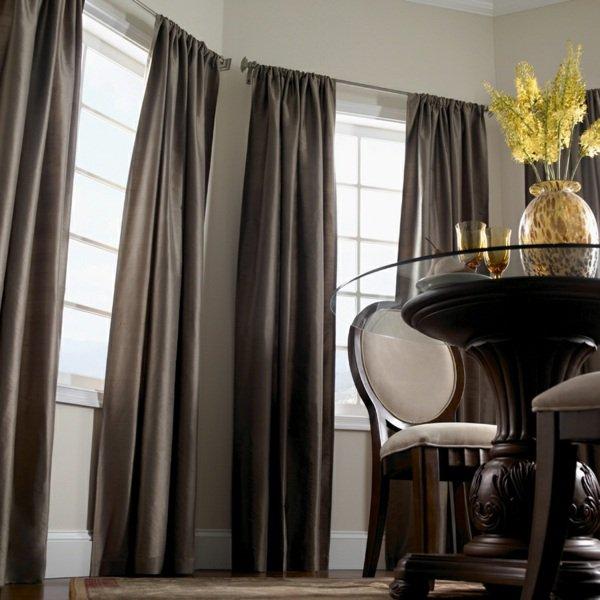 D Co Rideaux Salon Design Exemples D 39 Am Nagements