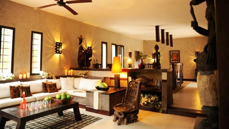 D coration salle a manger africaine - Decoration chambre style afrique ...