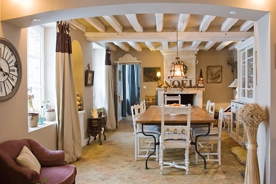 Awesome Salle A Manger Campagne Chic Ideas - Amazing House Design ...