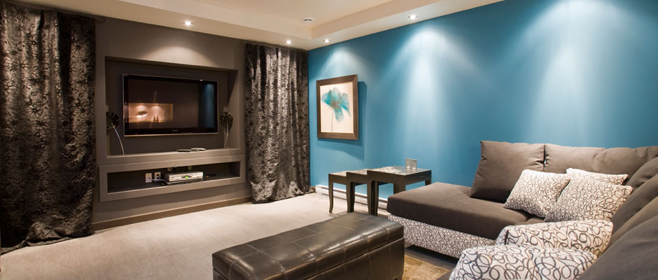 d co salle cinema maison exemples d 39 am nagements. Black Bedroom Furniture Sets. Home Design Ideas