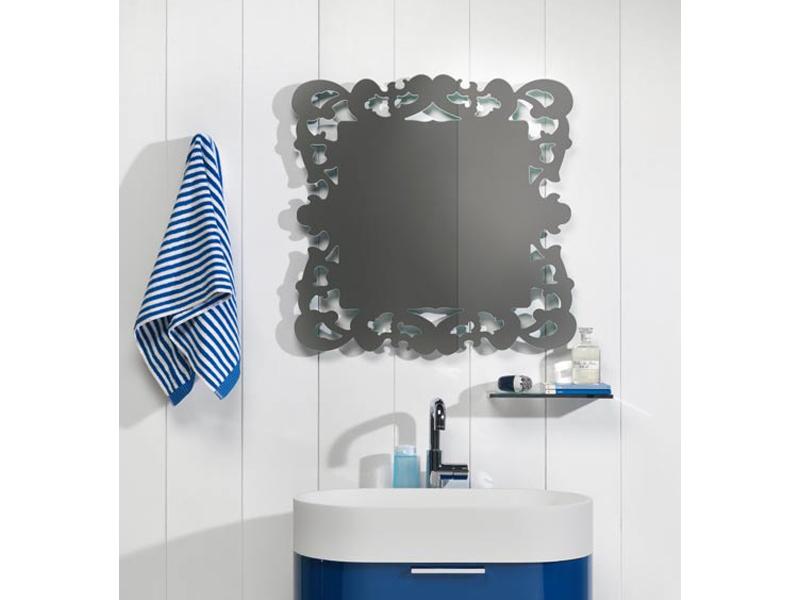 d co salle de bain miroir exemples d 39 am nagements. Black Bedroom Furniture Sets. Home Design Ideas