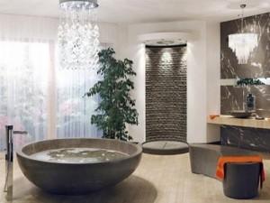 Déco salle de bain nature zen - Exemples d\'aménagements