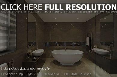 Déco salle de bain spa
