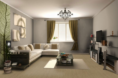 d co salon style zen. Black Bedroom Furniture Sets. Home Design Ideas