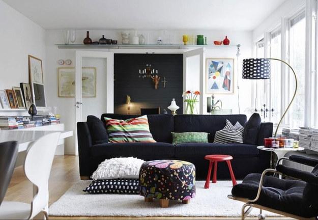 Déco salon petit appartement - Exemples d\'aménagements