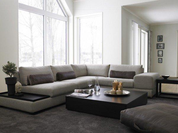 d co salon tunisien exemples d 39 am nagements. Black Bedroom Furniture Sets. Home Design Ideas