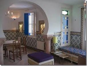 D co salon tunisien exemples d 39 am nagements for Salon tunisien