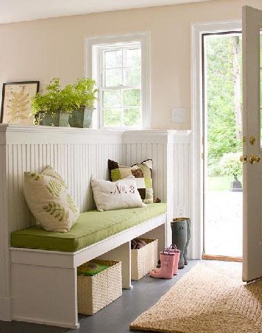 D co separation entree exemples d 39 am nagements - L art du meuble barentin ...