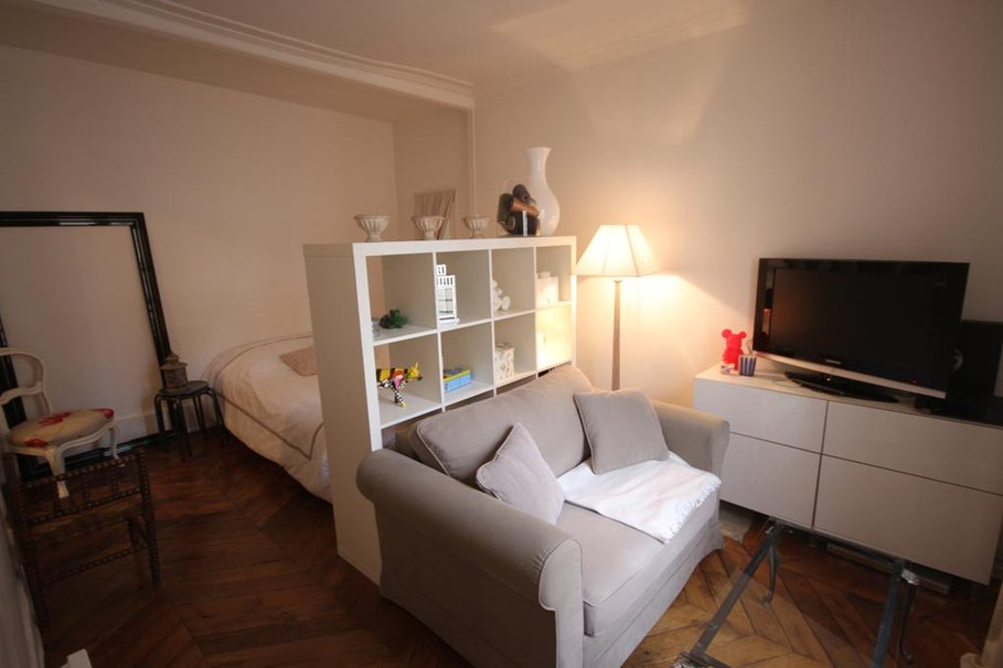 D co studio chambre exemples d 39 am nagements - Idee amenagement studio ...