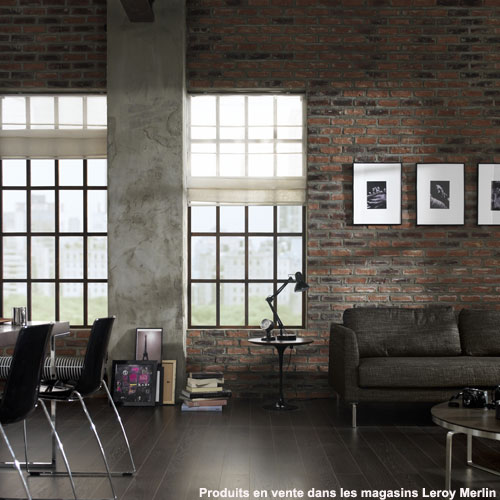 D co style usine loft exemples d 39 am nagements - Deco chambre industrielle ...