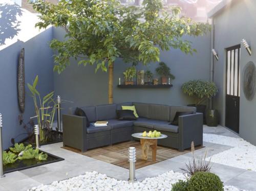 D co sympa jardin exemples d 39 am nagements for Exemple de decoration de jardin