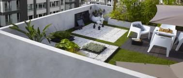 D co sympa jardin exemples d 39 am nagements for Petit jardin sympa