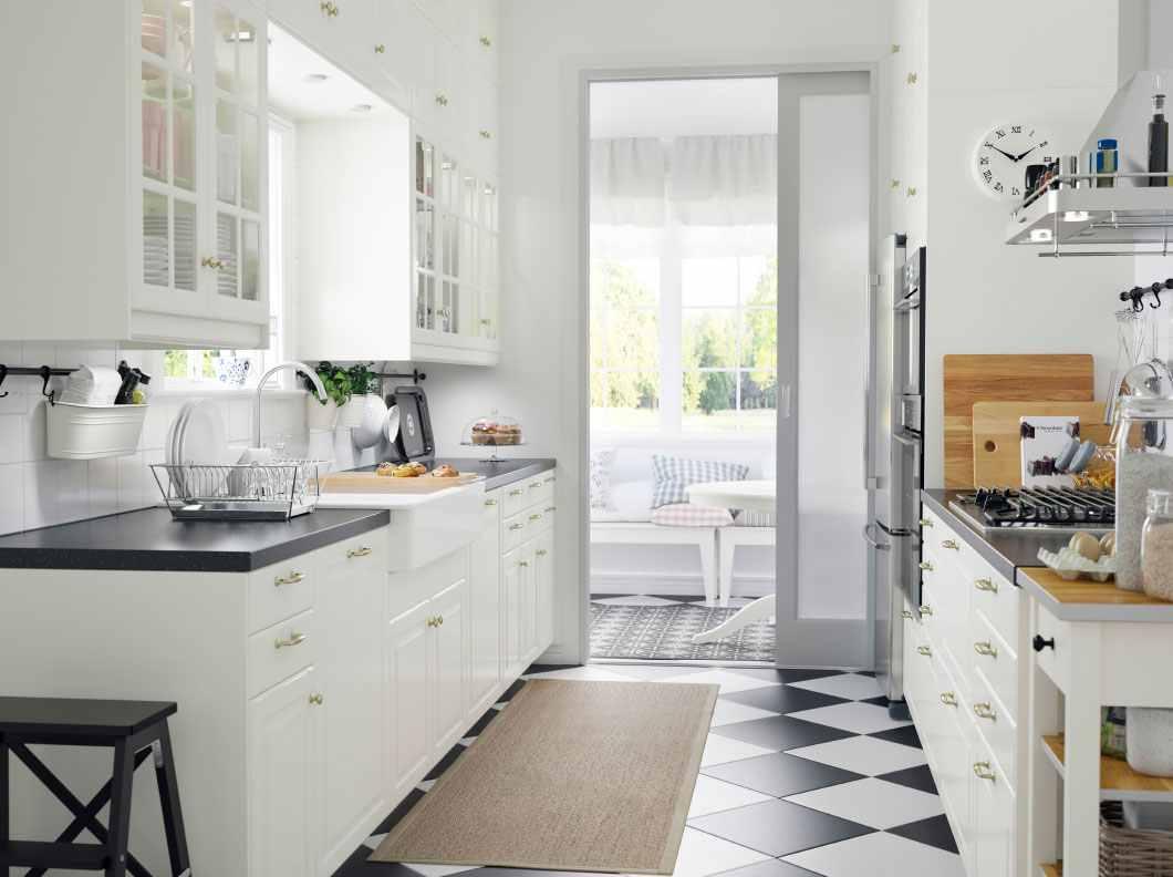 Déco tapis cuisine   exemples d'aménagements