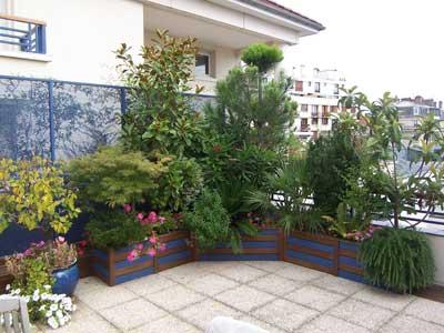Déco terrasse 92 - Exemples d\'aménagements