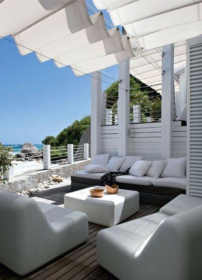 D co terrasse en teck exemples d 39 am nagements - Terras deco ...