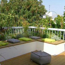 D co terrasse et jardin exemples d 39 am nagements for Deco terrasse et jardin