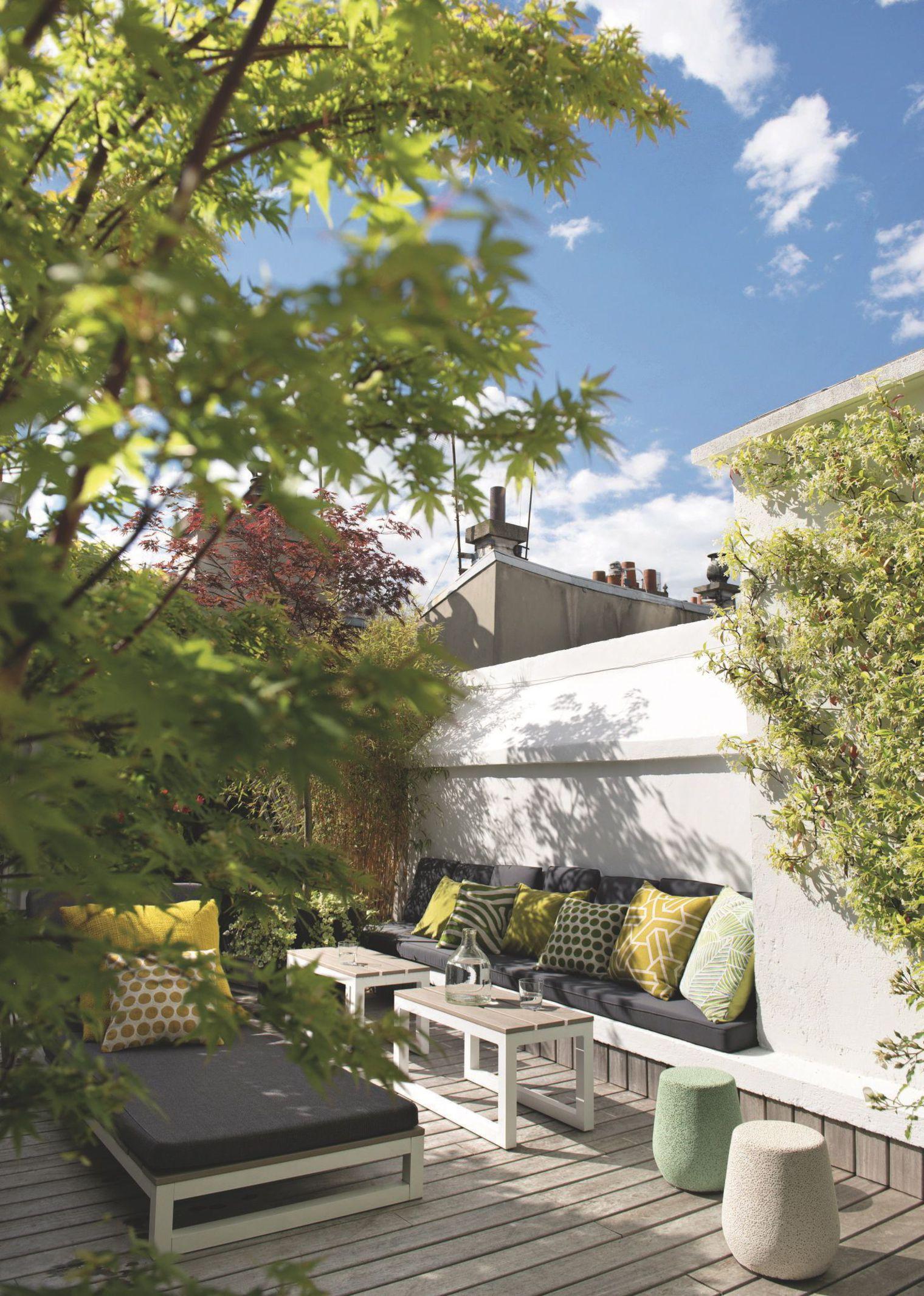 Plantes pour terrasse plein sud d co terrasse plein sud - Plantes balcon plein sud ...